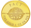 Pact Gold Logo